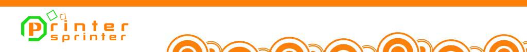 Printer Sprinter Logo